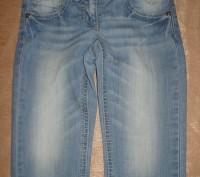 Джинсы Benetton Jeans на девочку 4-5 лет Размер - XS, возраст: 4-5 лет, рост: 1. Херсон, Херсонская область. фото 3