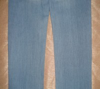 Джинсы Benetton Jeans на девочку 4-5 лет Размер - XS, возраст: 4-5 лет, рост: 1. Херсон, Херсонская область. фото 8