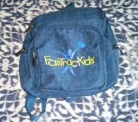 Детский рюкзак FasTracKids в идеальном состоянии. Такой рюкзак очень легкий и уд. Киев, Киевская область. фото 4