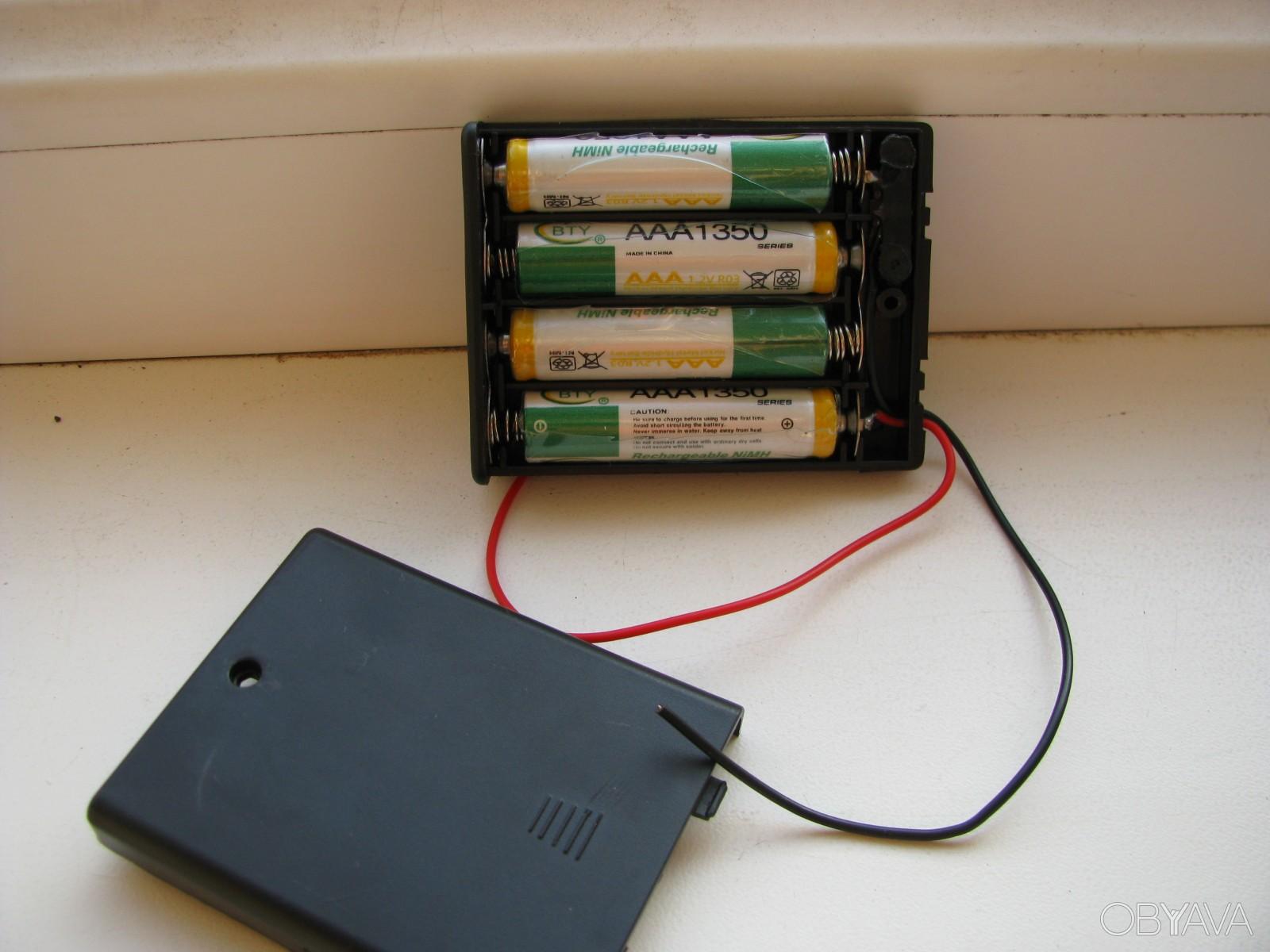 Блок аккумуляторов