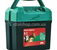 Маломощный пастбищный генератор электрических импульсов AKO Power Magnum B2, Гер. Днепр, Днепропетровская область. фото 5