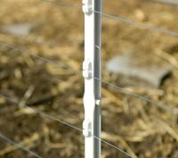 Пластиковые столбики (опоры) для электроизгороди. Днепр. фото 1
