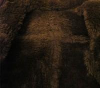 Дубленка на мальчика коричневая . Молния в хорошем состоянии. Впереди два карман. Конотоп, Сумская область. фото 5