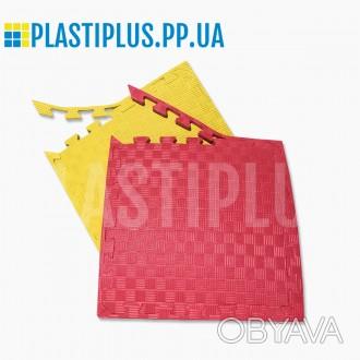 Материал: ЭВА, EVA, этиленвинилацетат Плотность: 75 кг/м3 Ширина: 485 мм. (без. Киев, Киевская область. фото 1