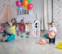 Домик для игр и рисования – это полотно для будущего художника, дом для основате. Запоріжжя, Запорізька область. фото 5