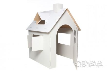 Домик для игр и рисования – это полотно для будущего художника, дом для основате. Запорожье, Запорожская область. фото 1