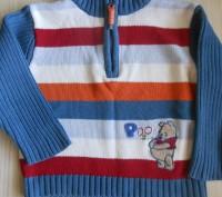 Продам наш любимый свитер Disney на 86 см. Очень удобная горловина на замочке. . Киев, Киевская область. фото 4