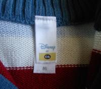 Продам наш любимый свитер Disney на 86 см. Очень удобная горловина на замочке. . Киев, Киевская область. фото 3