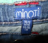 Продам наши любимые, стильные джинсы Minotiна 9-12 м. в отличном состоянии,без д. Киев, Киевская область. фото 6