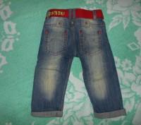 Продам наши любимые, стильные джинсы Minotiна 9-12 м. в отличном состоянии,без д. Киев, Киевская область. фото 4
