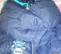 Очень теплый зимний костюм lenne,р размер 92,относили одну зиму. Черноморск (Ильичевск), Одесская область. фото 3
