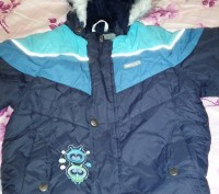Очень теплый зимний костюм lenne,р размер 92,относили одну зиму. Черноморск (Ильичевск), Одесская область. фото 4