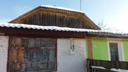 Продаётся часть дома на 4 входа в самом центре Киселёвки с возможностью пристрой. Чернигов, Черниговская область. фото 6