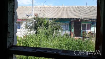 Продаётся часть дома на 4 входа в самом центре Киселёвки с возможностью пристрой. Чернигов, Черниговская область. фото 1