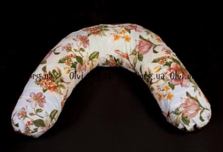 Очень удобная и незаменимая подушка для беременных. Рекомендуем! Размеры: Ширина. Сумы, Сумская область. фото 2