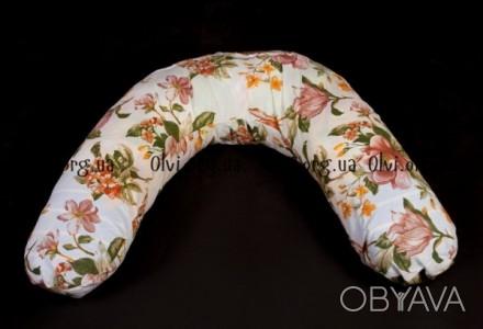 Очень удобная и незаменимая подушка для беременных. Рекомендуем! Размеры: Ширина. Сумы, Сумская область. фото 1