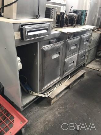 Бу стол холодильно-морозильный Orion, для баров, кафе, ресторанов