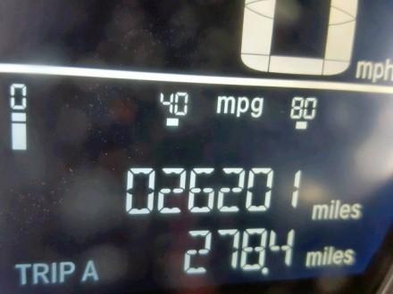Honda CR-V LX 2.4L АТ 2017 белый кроссовер из США Год выпуска: 2017 Пробег: 26. Киев, Киевская область. фото 8