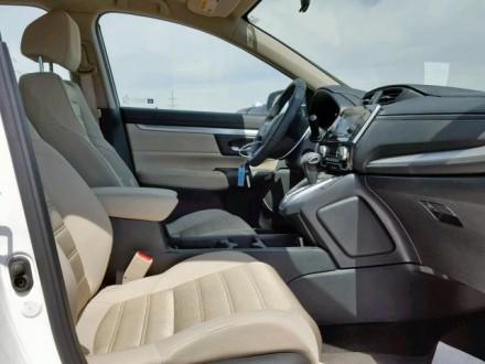 Honda CR-V LX 2.4L АТ 2017 белый кроссовер из США Год выпуска: 2017 Пробег: 26. Киев, Киевская область. фото 6