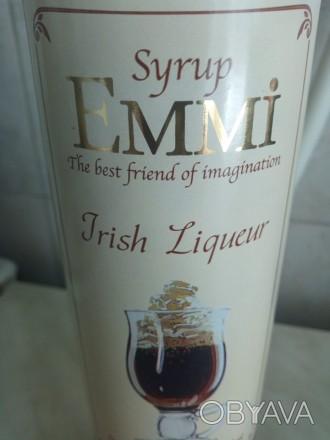 Делюсь с своей бутылки - топинг ( сироп) для кофе- Ирландский виски. Без алкогол. Черновцы, Черновицкая область. фото 1