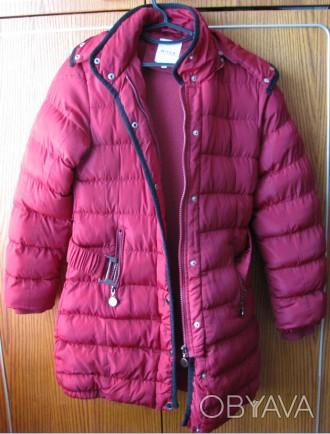 Куртка на тёплую зиму-холодную осень