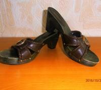 Шлепки-сабо (стукалки) Graceland, 38 р.. Черкассы. фото 1