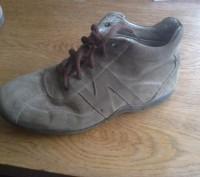 продам ботинки замшевые. Мелитополь. фото 1