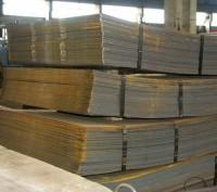 Листы стальные, листовой прокат 09Г2С. Киев. фото 1