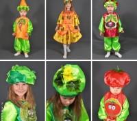 Детские карнавальные костюмы только новые от 170грн(гномики)от 195грн(овощи,фрук. Ровно, Ровненская область. фото 4