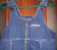 Продам Сарафан джинс, фирмы Gloria Jeans 42 размера, в отличном состоянии, практ. Кам'янське, Дніпропетровська область. фото 4
