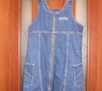 Продам Сарафан джинс, фирмы Gloria Jeans 42 размера, в отличном состоянии, практ. Кам'янське, Дніпропетровська область. фото 2