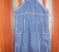 Продам Сарафан джинс, фирмы Gloria Jeans 42 размера, в отличном состоянии, практ. Кам'янське, Дніпропетровська область. фото 3