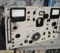 Генератор Г4-37А. Великая Белозерка. фото 1