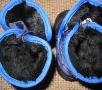 Зимние сапожки Kamik 5 размер. Размер США, приблизительный возраст 12-18 мес. По. Киев, Киевская область. фото 5