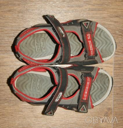 Босоножки для мальчика р.29-30, в хорошем состоянии, на липучках.. Сумы, Сумская область. фото 1
