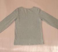 Реглан H&M на девочку 6-8 лет Возраст: 6-8 лет; рост: 122/128 см. Цвет - серый. Херсон, Херсонська область. фото 5