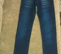 Модные джинсы узкачи для мальчика, состояние - ОТЛИЧНОЕ!!! Производство Турция.. Чернигов, Черниговская область. фото 2