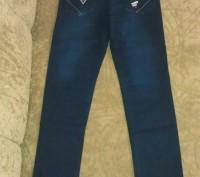 Модные джинсы узкачи для мальчика, состояние - ОТЛИЧНОЕ!!! Производство Турция.. Чернигов, Черниговская область. фото 3