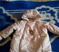 Продам  детский  зимний комбез конверт mothercare 6-9 месяцев шапочка и царапки . Киев, Киевская область. фото 4