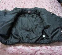 Куртка теплая на мальчика 9-10лет рост 145-150см  на синтапоне не сбитый  Капю. Запорожье, Запорожская область. фото 5