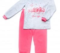"""Пижама для девочки """"Совушки"""" (pink) Пижама для девочки """"Совушки"""" (сирень) Детс. Дніпро, Дніпропетровська область. фото 3"""