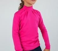 Детский гольф для девочки молочный, розовый, малиновый, белый. Красивый и наряд. Дніпро, Дніпропетровська область. фото 2