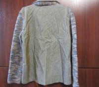 Костюм для девочки длина рукава(вязанные)-46 см,длина кофты-50 см,длина брюк-79 . Конотоп, Сумская область. фото 4