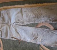 Костюм для девочки длина рукава(вязанные)-46 см,длина кофты-50 см,длина брюк-79 . Конотоп, Сумская область. фото 5