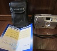 Пленочный фотоаппарат olimpus. Конотоп. фото 1