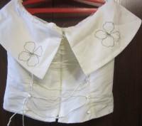 Нарядный костюм(юбка,топ)в отличном состоянии,без дефектов. Конотоп, Сумська область. фото 4