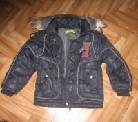 Качественная, теплая курточка. На флиске. В идеальном состоянии. На холодную осе. Черкассы, Черкасская область. фото 4