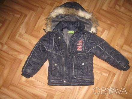 Качественная, теплая курточка. На флиске. В идеальном состоянии. На холодную осе. Черкассы, Черкасская область. фото 1
