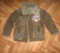 Детская куртка демисезонная.. Черкассы. фото 1