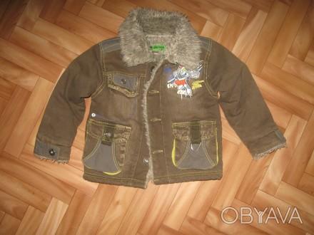 Хорошая, теплая курточка. На искусственном меху В нормальном состоянии. На холод. Черкассы, Черкасская область. фото 1